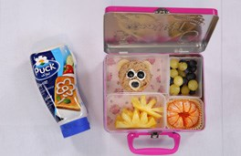 Creative Ideas to Prepare Kids School Lunchboxes