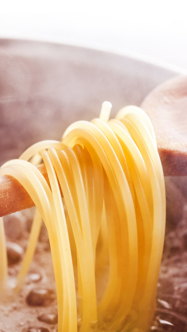 How to master the art of cooking pasta